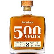 Stará Myslivecká Single Barrel Bourbon 8Y 0,7l 40% L.E. - Whisky