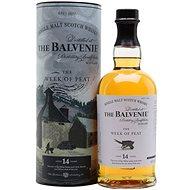 Balvenie The Week of Peat 14Y 0,7l 48,3% GB - Whisky