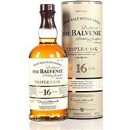 Balvenie Triple Cask 16Y 0,2l 40% tuba - Whisky