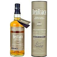 BenRiach Oloroso Sherry Cask Peated 10Y 2007 0,7l 58,3% GB L.E. / rok lahvování 2018 - Whisky