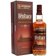 BenRiach Peated Authenticus 30Y 0,7l 46% GB - Whisky