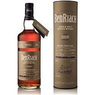 BenRiach Port Cask Peated 9Y 2008 0,7l 61,7% / rok lahvování 2018 - Whisky