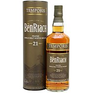 BenRiach Temporis Peated 21Y 0,7l 46% - Whisky