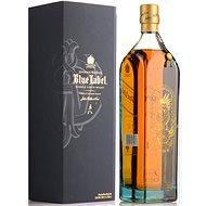 Johnnie Walker Blue Label Zodiac Rooster 1l 40% - Whisky