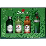 Tanqueray Exploration Pack 4×0,05l - Gin