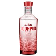 Jodhpur Spicy Distilled Gin 0,7l 43% - Gin