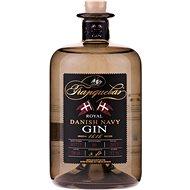Gin Tranquebar Royal Danish Navy 0,7l 52% - Gin