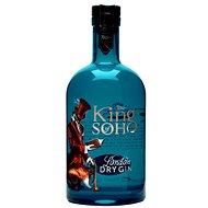 King of Soho London Dry Gin 0,7l 42% - Gin