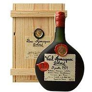 Armagnac Delord 1971 0,7l 40% dřevěný box - Koňak
