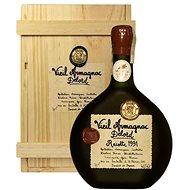 Armagnac Delord 1991 0,7l 40% dřevěný box - Koňak