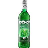 Božkov Peprmint 1l 19% - Likér