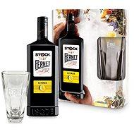 Fernet Stock Citrus 0,5l 27% + 1x sklo GB - Likér