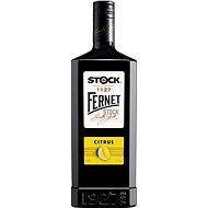 Fernet Stock Citrus 1l 27% - Likér