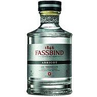 Fassbind Abricot Les Trouvailles 0,5l 44% GB L.E. - Pálenka