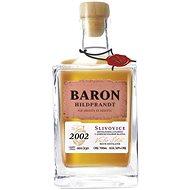 Baron Hildprandt Slivovice 2002 0,7l 50% L.E. - Pálenka