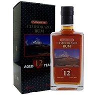 Cimborazo Rum 12Y 0,7l 40% GB - Rum