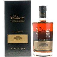 Clement 15Y 0,7l 42% - Rum