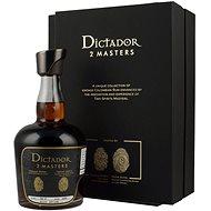 Dictador 2 Masters Leclerc Briant 40Y 1979 0,7L 44% L.E. / Rok Lahvování 2018 - Rum
