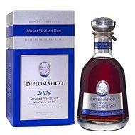 Diplomatico Single Vintage 12Y 2004 0.7l 43% GB L.E. - Rum
