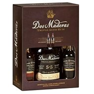 Dos Maderas 5+5 10Y 0.7L 40% Sherry Set - Rum