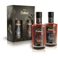 Malteco 10Y + 20Y 2×0,2L 40% - Rum