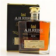 A.H.Riise Centennial Celebration 21Y 0,7L 45% L.E. - Rum