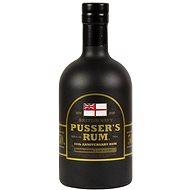Pusser'S 50Th Anniversary 0,7L 54,5% L.E. - Rum