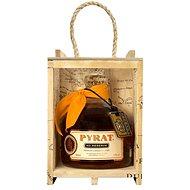 Pyrat XO 15Y 0,75l 40% dřevěný box - Rum