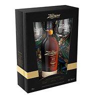 Ron Zacapa Centenario 23y 0.7l 40% + 2x Glass GB - Rum