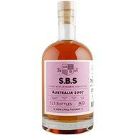 S.B.S Australia 13Y 2007 0,7L 55% L.E. / Rok Lahvování 2020 - Rum