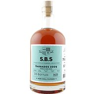 S.B.S Barbados 10Y 2009 0,7L 52% L.E. / Rok Lahvování 2019 - Rum