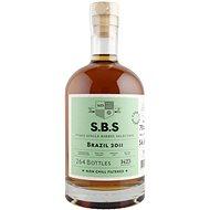 S.B.S Brazil 9Y 2011 0,7L 56,6% L.E. / Rok Lahvování 2020 - Rum