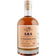 S.B.S El Salvador 12Y 2008 0,7L 55% L.E. / Rok Lahvování 2020 - Rum