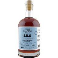 S.B.S Mauritius 11Y 2008 0,7L 54,8% L.E. / Rok Lahvování 2019 - Rum