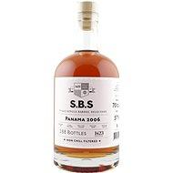 S.B.S Panama 13Y 2006 0,7L 57% L.E. / Rok Lahvování 2019 - Rum