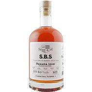 S.B.S Panama 9Y 2010 0,7L 54% L.E. / Rok Lahvování 2019 - Rum