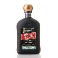 Santiago De Cuba 20Y 0,7l 40% - Rum