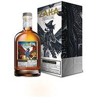 Zaka El Salvador 12Y 2007 0,7l 42% L.E. / rok lahvování 2019 - Rum