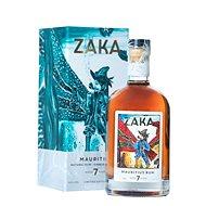 Zaka Mauritius 7Y 0,7l 42% L.E. - Rum