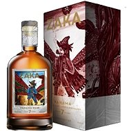 Zaka Panama 7Y 0,7l 42% L.E. - Rum