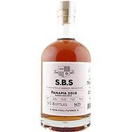 S.B.S Panama 9Y 2010 0,7L 52% L.E. / Rok Lahvování 2019 - Rum