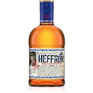 Heffron Panama Rum 5YO 0,5l 38% - limitovaná edice 1/12 Štefánik (500 lahví) - Rum