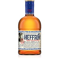 Heffron Panama Rum 5y 0.5l 38% - Limited Edition 8/12 Kutlvašr (500 Bottles) - Rum