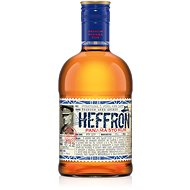 Heffron Panama Rum 5YO 0,5l 38% - limitovaná edice 9/12 Luža (500 lahví) - Rum