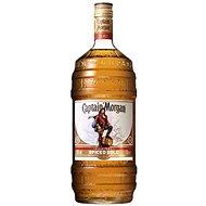 Captain Morgan Gold 1,5l 35% Barrel - Rum