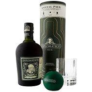 Diplomatic Reserva Exclusive Special Pack 12y 0.7l 40% Tube - Rum