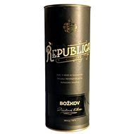 Božkov Republica Exclusive 8y 0.7l 38% Tube - Rum