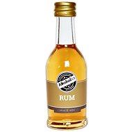 Transcontinental Rum Line Guadeloupe 2013 0,04l 43% / rok lahvování 2017 - Rum