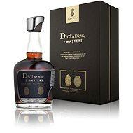 Dictador 2 Masters Royal Tokaji 42Y 0,7l 46,2% GB - Rum