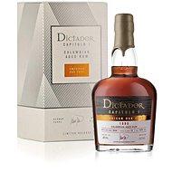 Dictador Capitulo Uno American Oak Cask 22Y 1998 0,7l 42% / rok lahvování 2020 - Rum